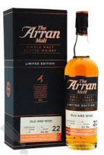 Arran Old and Wise 22 years Whisky