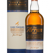 The Arran Port Cask Finish Whisky