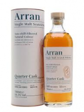 The Arran Quarter Cask CS