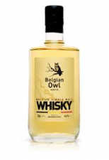 Belgian Owl Single Malt Bourbon Cask