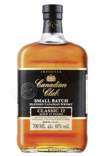 Canadian Club Small Batch 12 y
