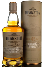 Deanston 15 years old Organic Whisky