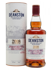 Deanston 2008 Bordeaux Cask Matured
