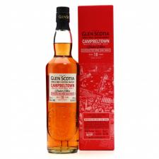 Glen Scotia  Bordeaux Red Wine Cask Limited Edition 70cl
