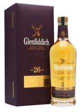 Glenfiddich excellence 26 years