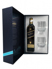 Johnnie Walker Blue Label Gift Set Whisky