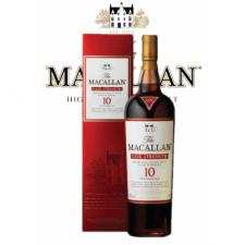 Macallan Cask Strength 10 Years