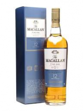 The Macallan Fine Oak 12 Years Whisky