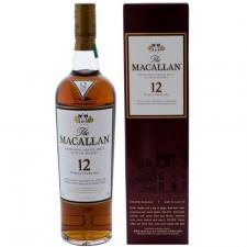 Macallan Sherry cask 12 Years