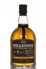 Millstone 5 years Lightly Peated Whisky