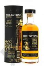 Millstone Peated American Oak Moscatel 2013 Whisky