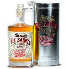 Six Saints Grenade Caribbean Rum