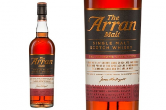 The Arran Amarone Cask Whisky