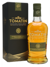 Tomatin 12 Years Sherry Finish