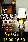 Whisky Event 30 september sessie 1