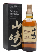 YAMAZAKI single malt  12 years
