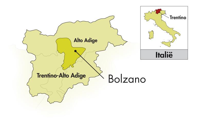 Manincor Alto Adige Terlano Réserve della Contessa