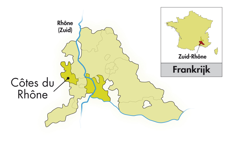 La Bastide Saint Vincent Côtes du Rhône