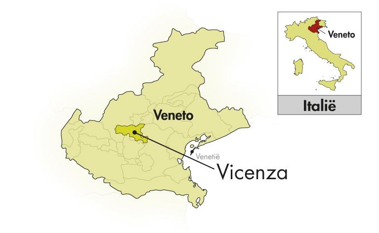 Colli Vicentini Vicenza Torre dei Vescovi Merlot