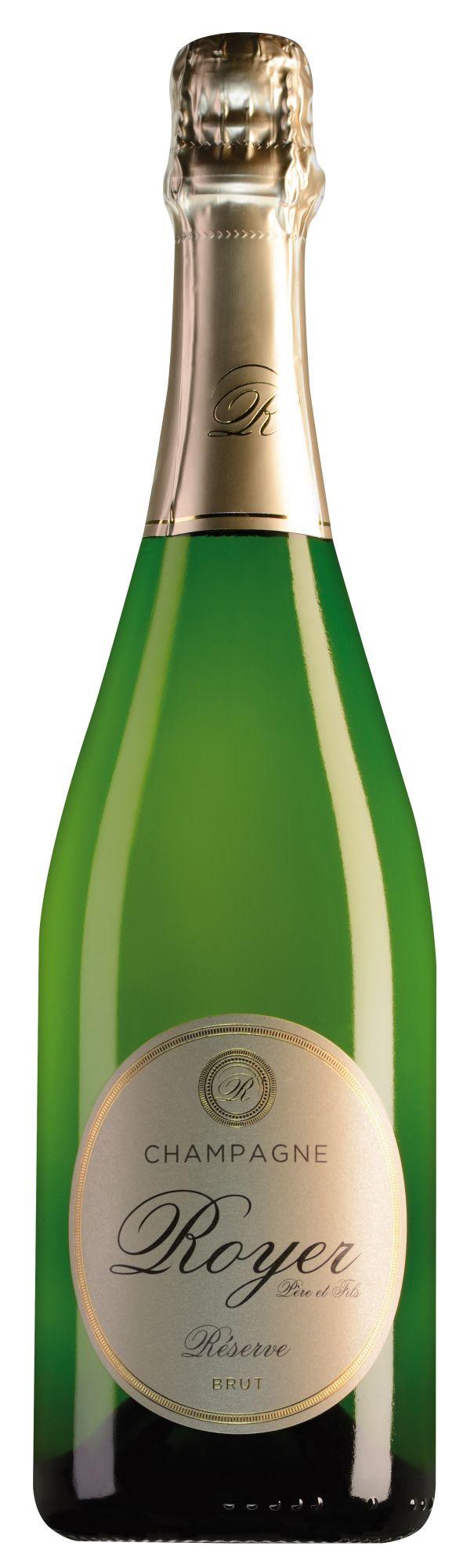 Royer Champagne Réserve Brut