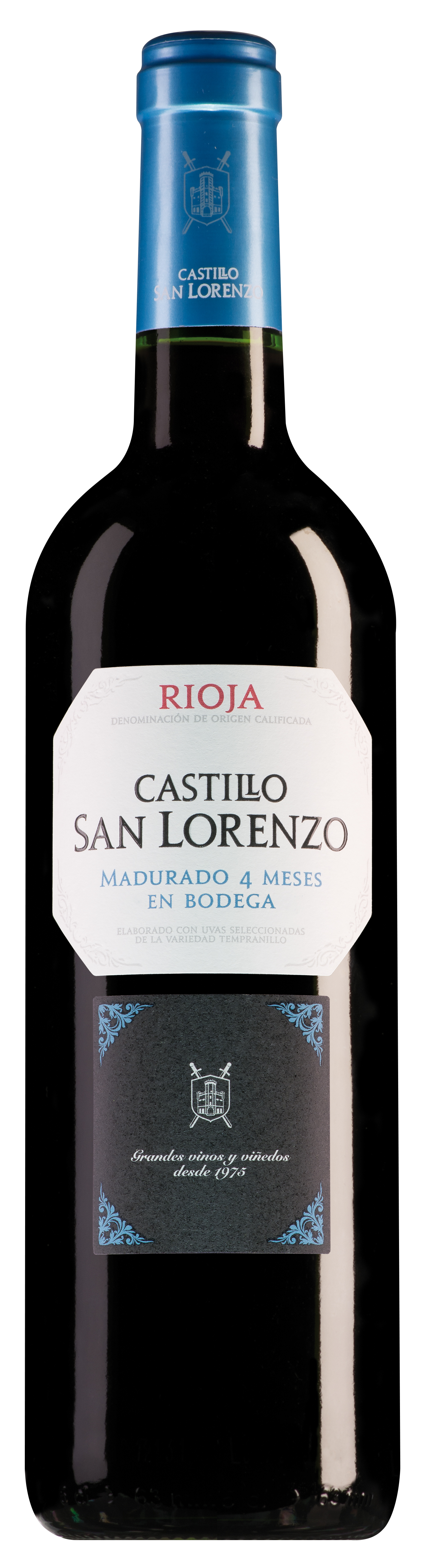 Castillo de San Lorenzo Rioja Roble