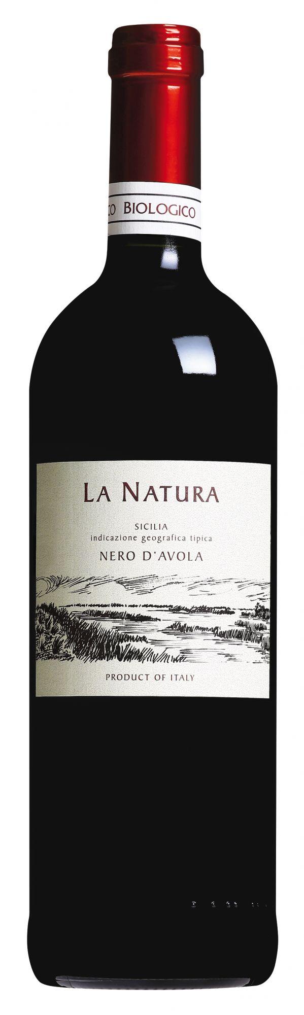 La Natura Sicilia Nero d'Avola