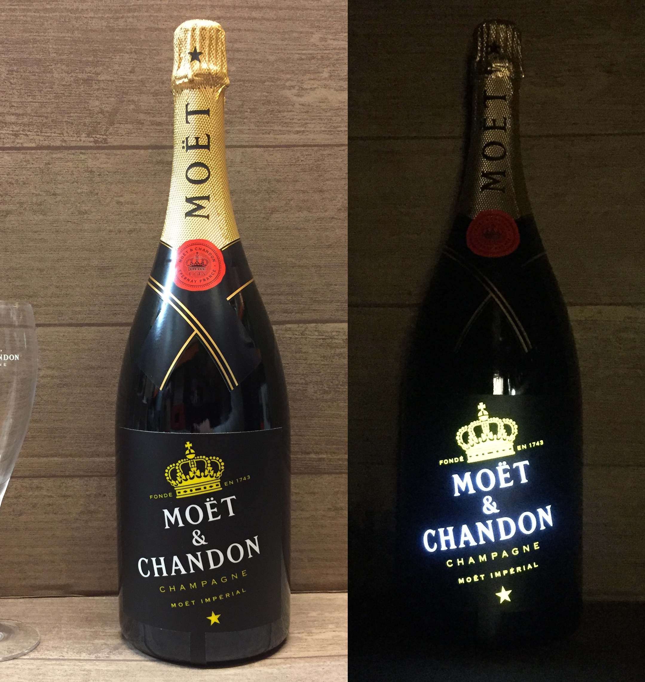 Moët & Chandon Flash Magnum 1,5L