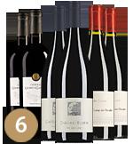 Proefpakket 6 grote Zuid-Franse wijnen februari (6 flessen)