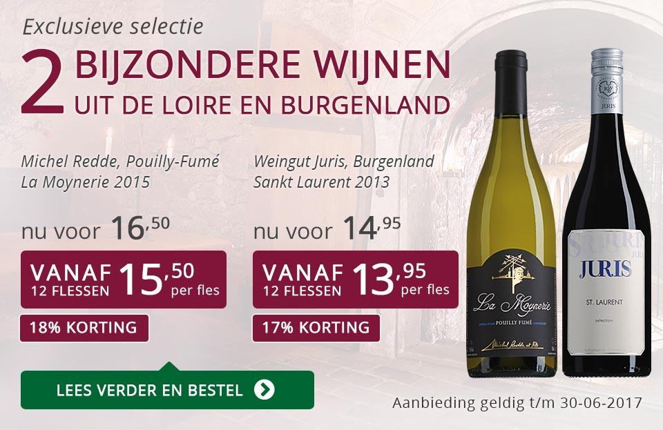 Exclusieve wijnen juni 2017 - paars