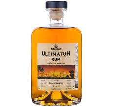 Ultimatum Rum Sancti Spiritus 18 years