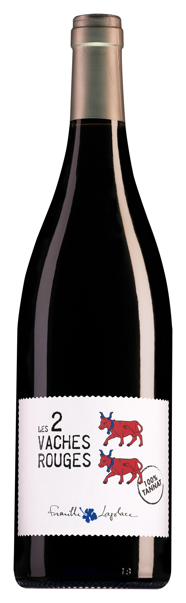 Famille Laplace Vin de France Les 2 Vaches Rouges Tannat