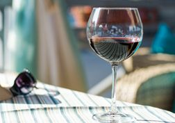 Gekoelde rode wijnen