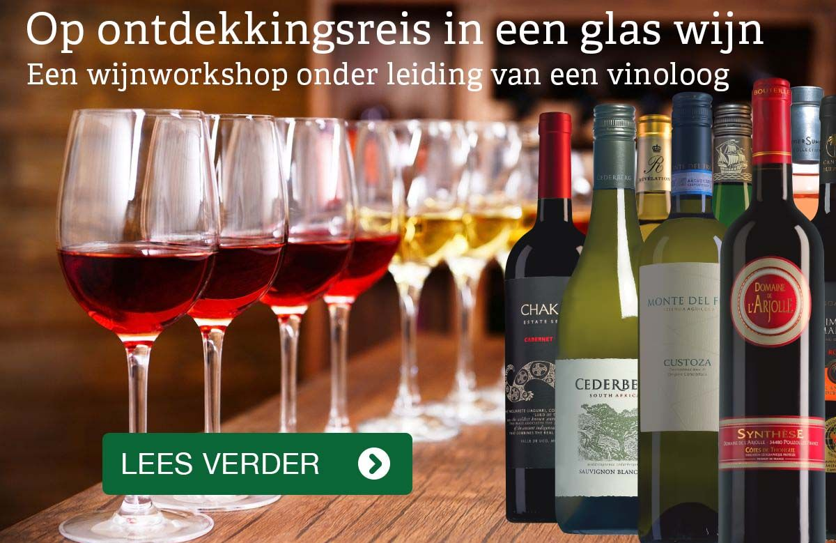 Wijnworkshop
