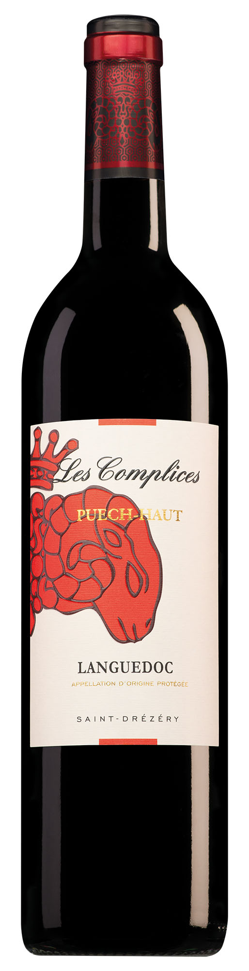 Château Puech-Haut Languedoc Les Complices