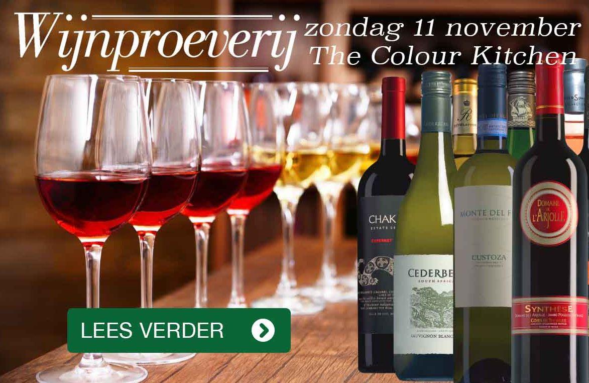 Wijnproeverij 2018