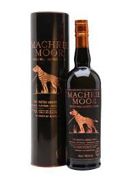The Arran Manchrie Moor Whisky