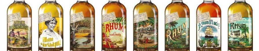 Rum Proeverij La Maison du Rhum