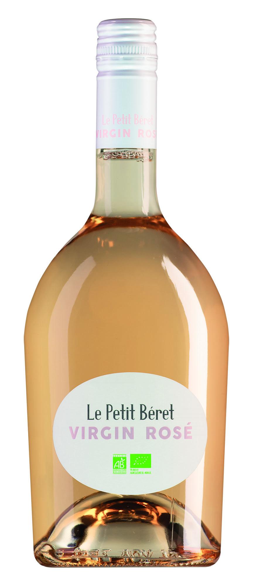 Le Petit Béret Gris rosé alcoholvrij