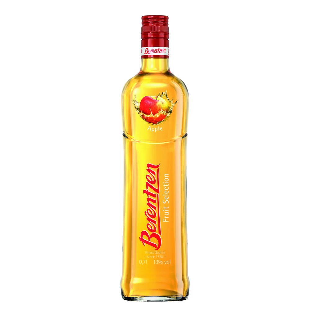 Berentzen Fruit Selection Apple 0,7L