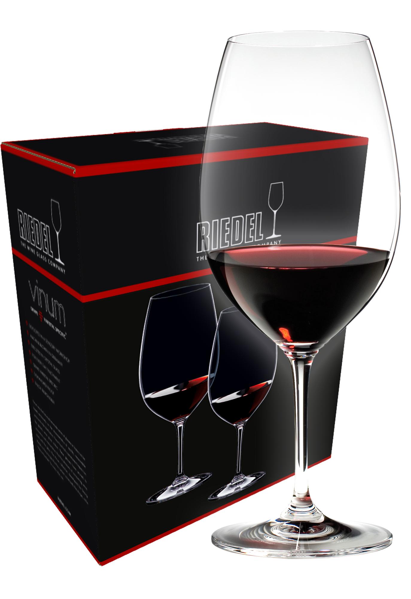Riedel Vinum Syrah-Shiraz wijnglas (set van 2 voor € 44,90)