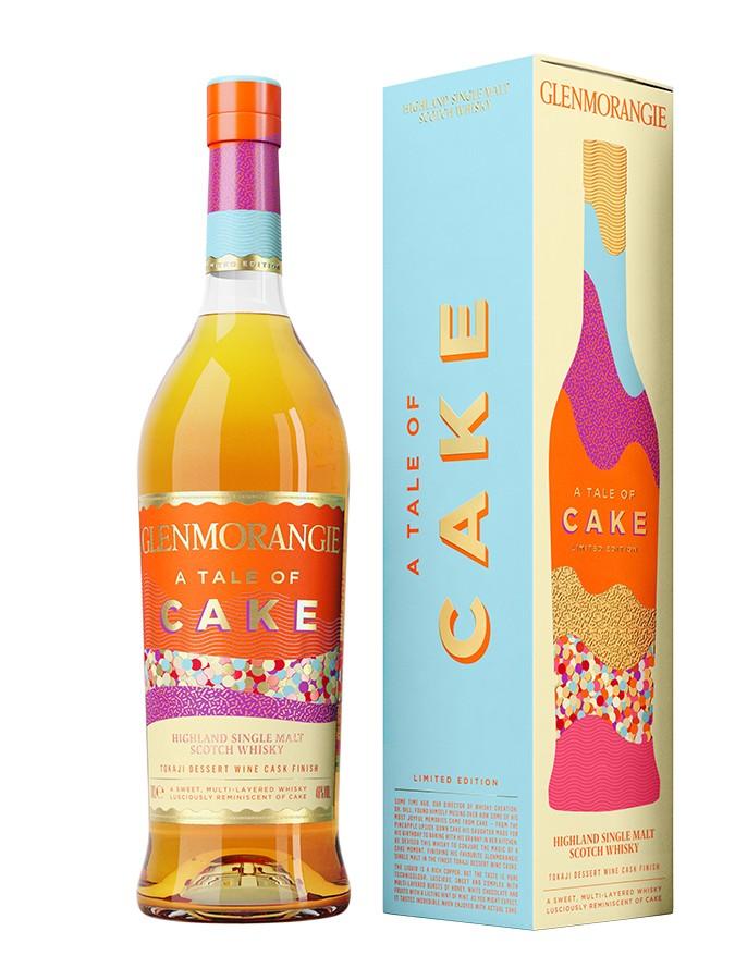 Glenmorangie  Tale of Cake,
