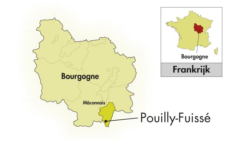 Domaine de la Soufrandise Pouilly-Fuissé Clos Marie
