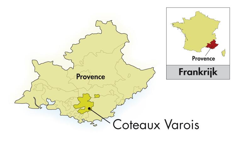 Domaine Saint Ferréol Coteaux Varois en Provence rosé magnum