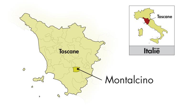 Pieri Rosso di Montalcino