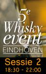 Whisky Event 24 september Sessie 18:30 - 22:00